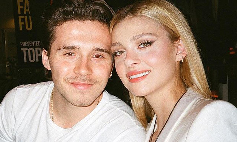 Brooklyn Beckham y Nicola Peltz, una romántica e intensa historia de amor