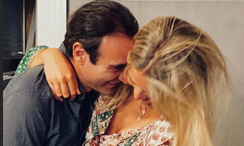 Enrique Ponce comparte su primera foto con Ana Soria