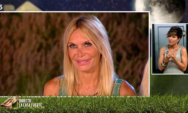 Sonsoles Ónega aconseja a Yola Berrocal sobre su 'relación' con Christian Suescun