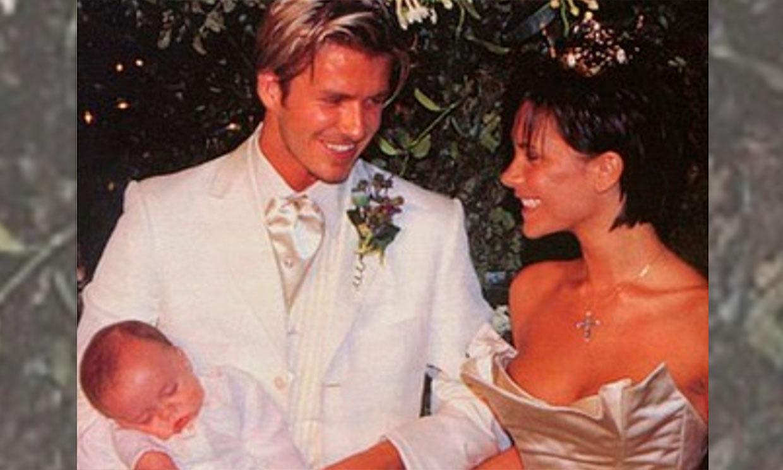 Recordamos la boda de ensueño de Victoria y David Beckham tras el compromiso de Brooklyn