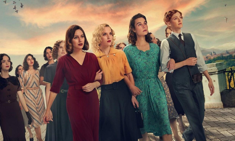 La escena final de 'Las chicas del cable' que no se llegó a incluir