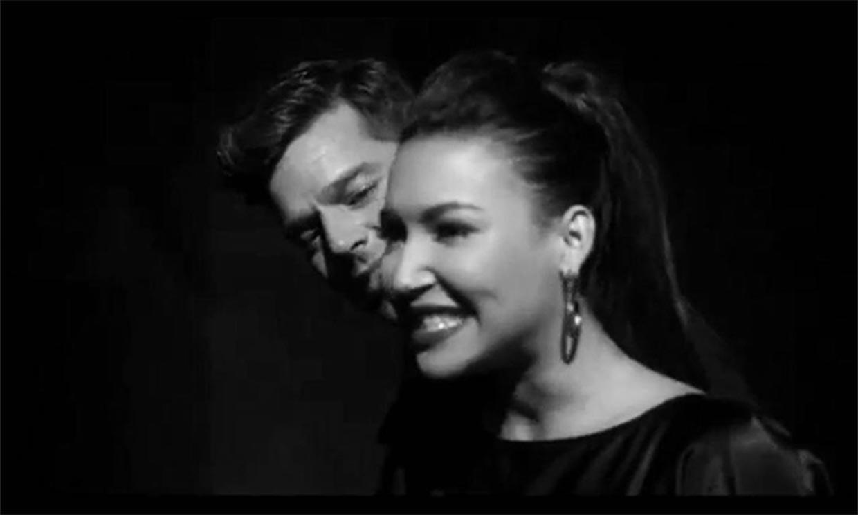 El emotivo recuerdo de Ricky Martin y el bello homenaje de los actores de 'Glee' a Naya Rivera