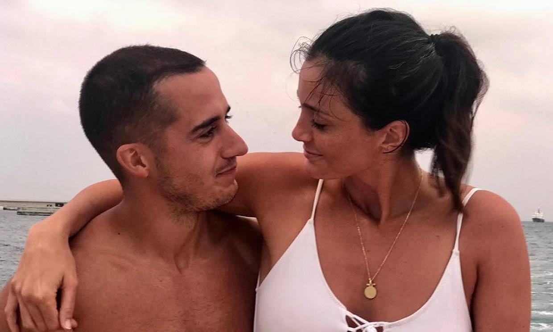 Lucas Vázquez y Macarena Rodríguez dan la bienvenida a su segundo hijo