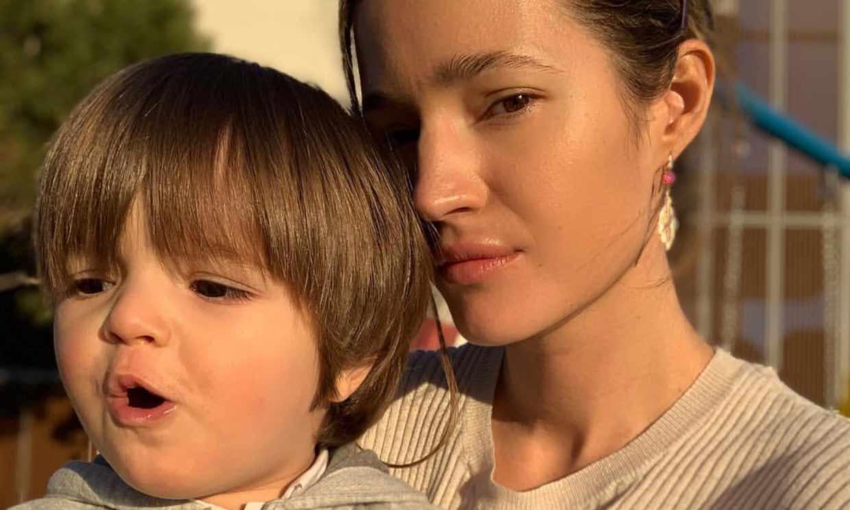 Que tiemble Julio Iglesias... ¡El hijo de Malena Costa le ha hecho la competencia!