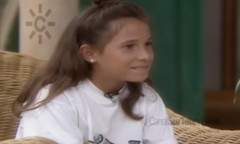 ¿Reconoces a esta cantante? Así fue su debut en televisión con solo 10 años