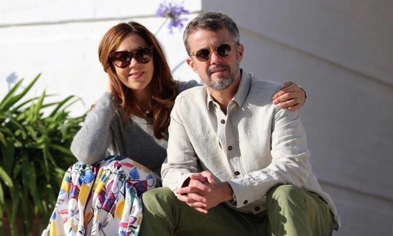 Federico y Mary de Dinamarca disfrutan de sus vacaciones en familia y en plena naturaleza