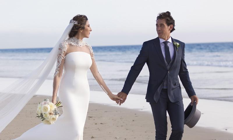 La preciosa historia de amor de Paz Padilla con Antonio Vidal, su amor de adolescencia