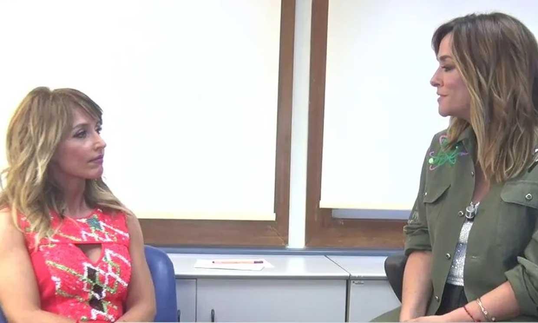 Emma García y Toñi Moreno se reencuentran y recuerdan con humor sus 'complicados' momentos