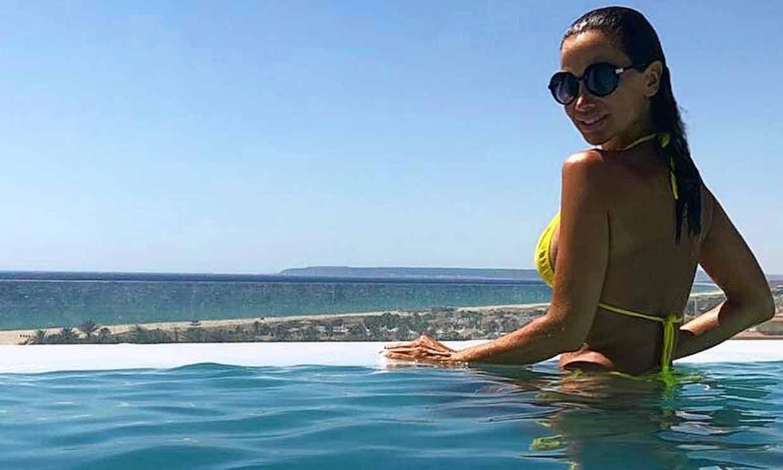 Cecilia Gómez y el exmarido de Sonia Ferrer disfrutan de un romántico verano