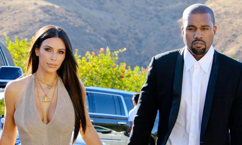 El duro enfrentamiento de Kim Kardashian y Kanye West por las polémicas declaraciones del rapero