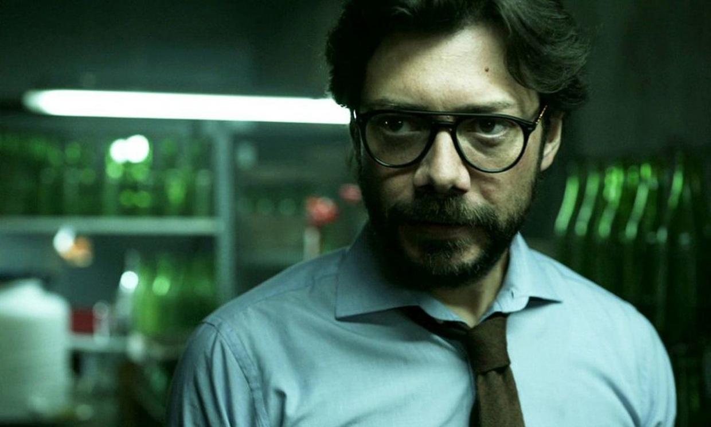 ¡El Profesor ha vuelto! Álvaro Morte retoma el rodaje de 'La casa de papel'