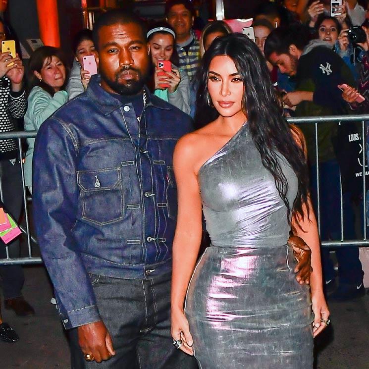 Kim Kardashian pide compasión por Kanye West y se sincera acerca del problema que sufre su marido