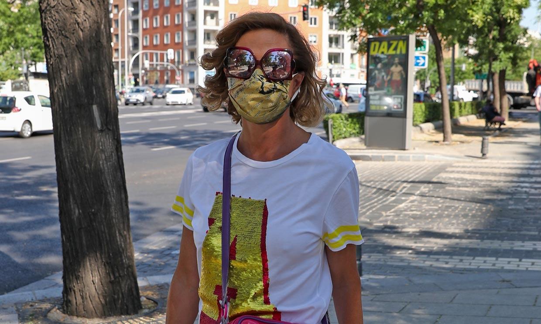 Ágatha Ruiz de la Prada y Luis Gasset, amor por las calurosas calles de Madrid
