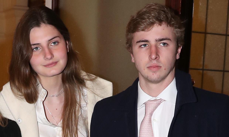 Familiares, cultos y muy discretos: conoce a Luis y Amina Martínez de Irujo que hoy cumplen 19 años