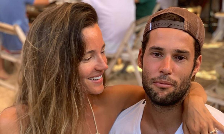 La romántica escapada a Formentera de Malena Costa y Mario Suárez