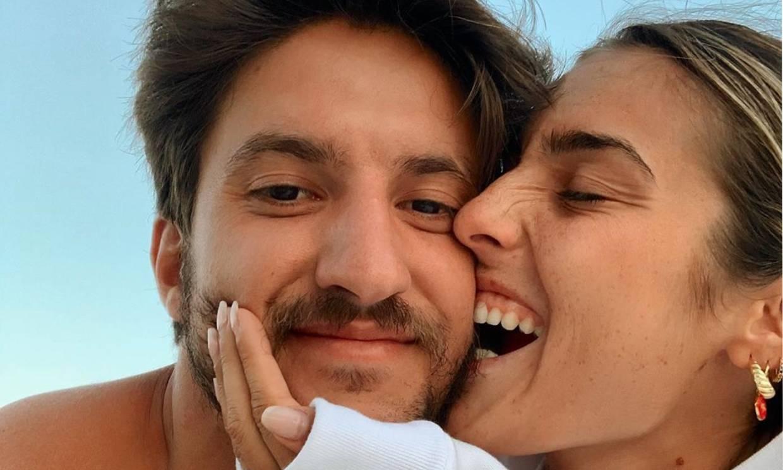 La romántica declaración de Anna Ferrer a su novio Iván tras apoyarla en los momentos más difíciles