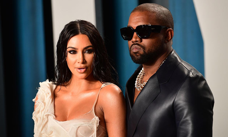 ¿El principio del fin? Kim Kardashian y Kanye West hacen vidas separadas