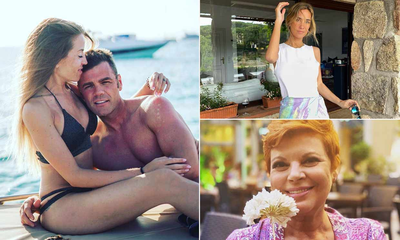 Las 'celebrities' regresan a su lugar favorito en un verano diferente