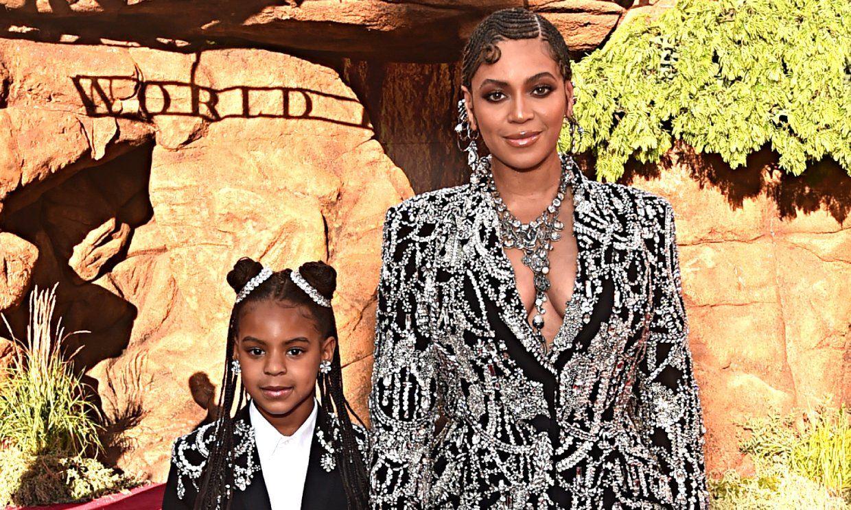 El sorprendente cameo de Blue Ivy, la hija de Beyoncé, en el nuevo vídeo musical de la cantante