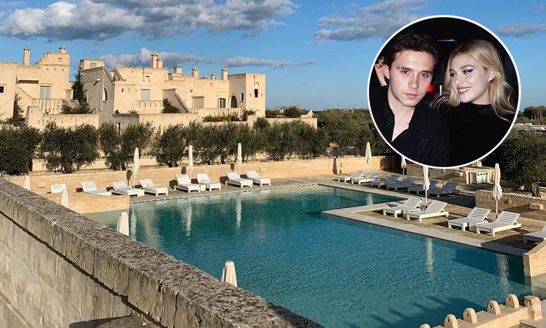 El fabuloso escenario con encanto italiano donde Brooklyn Beckham y Nicola Peltz podrían casarse