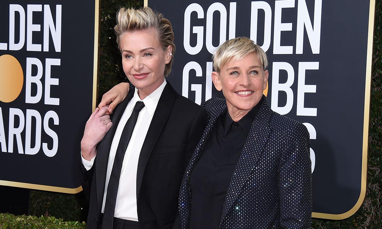 Portia De Rossi rompe su silencio para mostrar su apoyo a Ellen DeGeneres