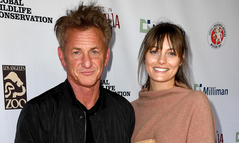 ¡Por Zoom! Sean Penn confirma que se ha casado con Leila George en una ceremonia íntima