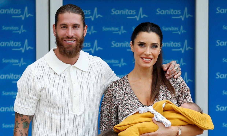 Mirian, la hermana de Sergio Ramos, ya conoce a Máximo Adriano, su nuevo sobrino
