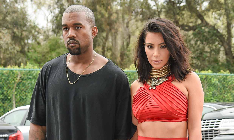 Kim Kardashian y Kanye West se van de viaje para intentar salvar su matrimonio