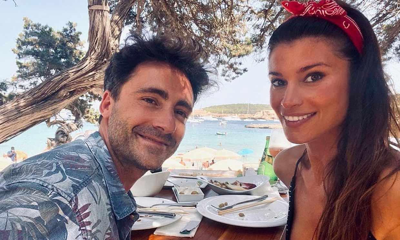 Sonia Ferrer y Pablo Nieto comparten imágenes de su romántico verano