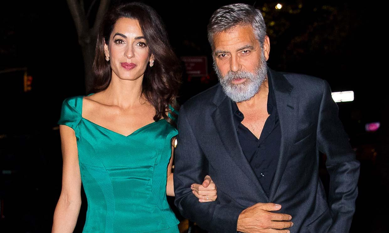 El generoso donativo de Amal y George Clooney tras la tragedia de Beirut