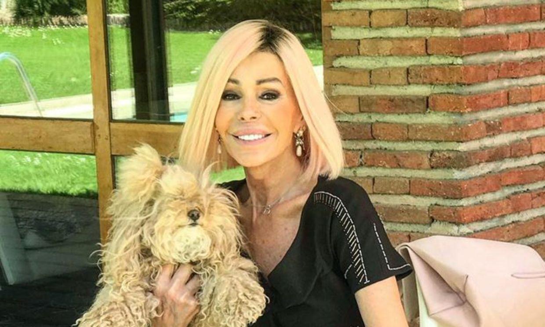 Bibiana Fernández, así es su vida en una dulce etapa tras superar momentos complicados