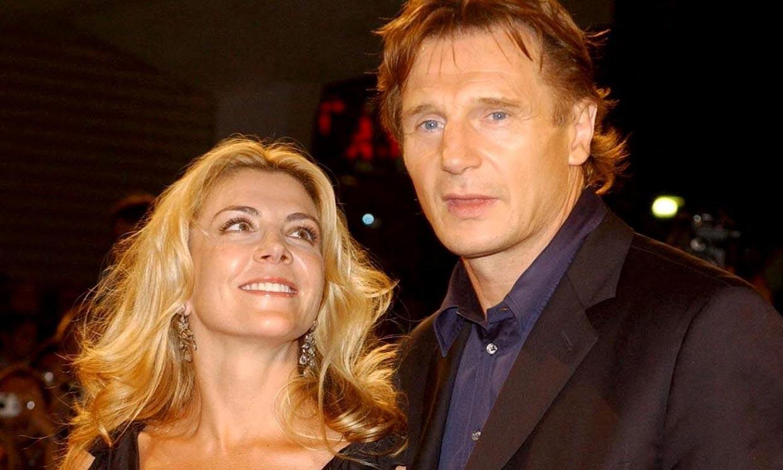 Liam Neeson y su hijo reviven en 'Made in Italy' la pérdida de su esposa y madre