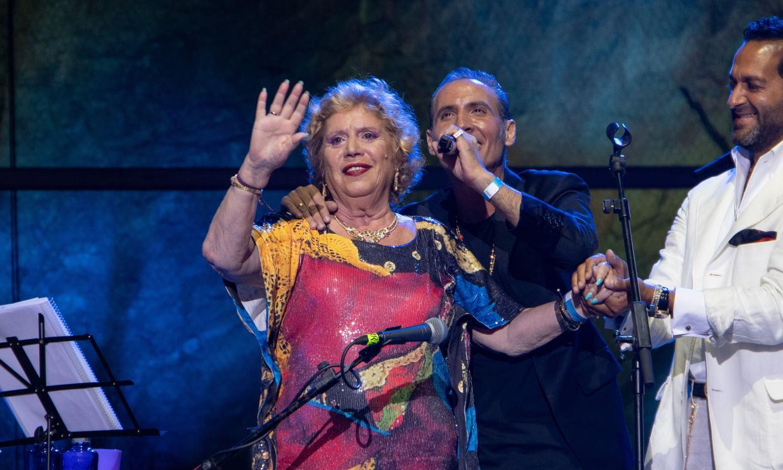 Así ha sido el regreso de María Jiménez a los escenarios tras dieciocho años de ausencia