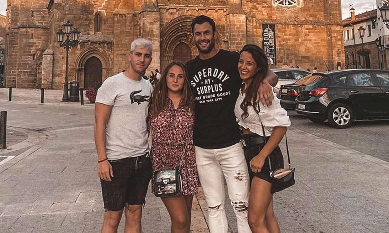 Rocío Flores y Jorge Pérez, encuentro a cuatro tras su adiós a 'Supervivientes'