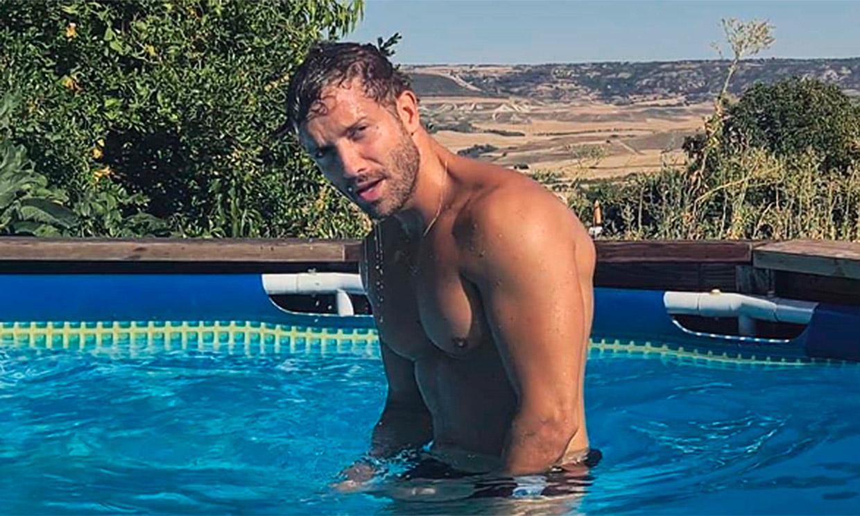 Pablo Alborán sube la temperatura con sus fotos más sexys y veraniegas