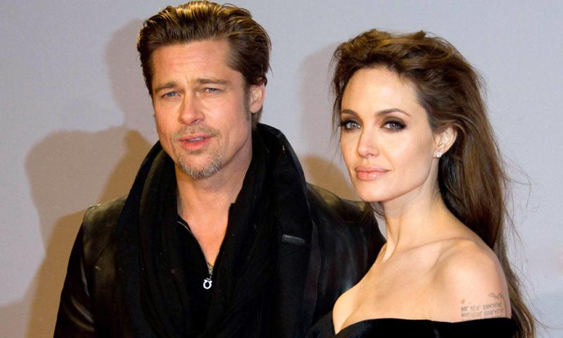 Angelina Jolie pide que se retire al juez que se encarga de su divorcio con Brad Pitt