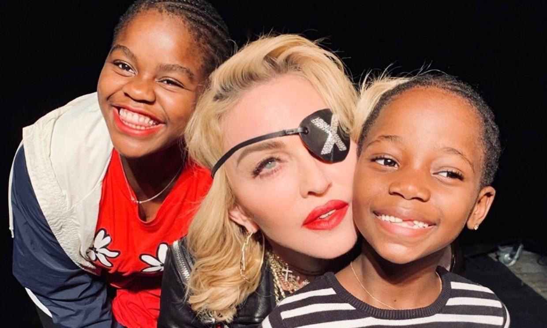 Enamorada y disfrutando de sus hijas: Madonna celebra su cumpleaños tras superar un bache de salud