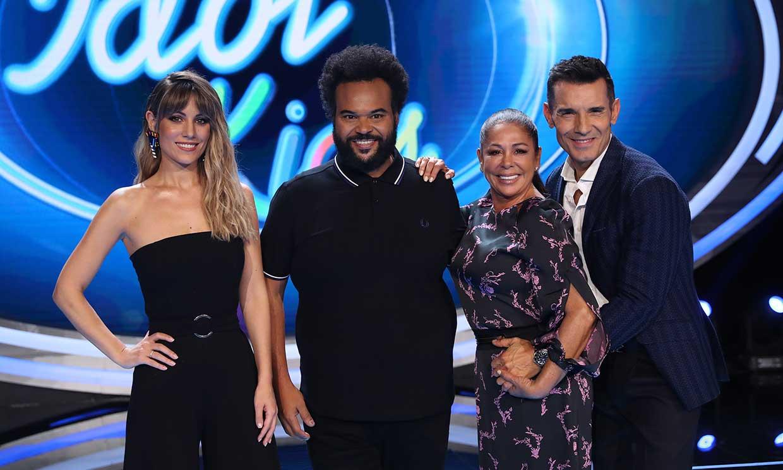 Isabel Pantoja, Edurne y Carlos Jean calientan motores para 'Idol Kids'