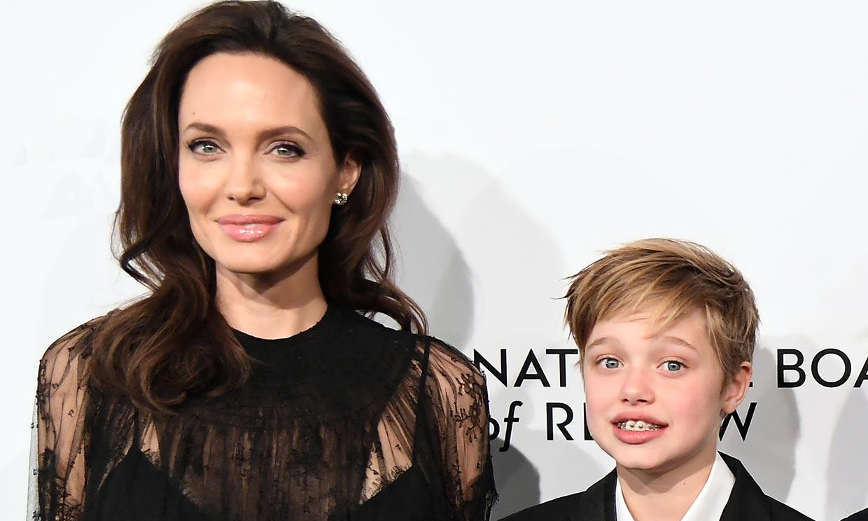 Angelina Jolie cuenta cómo su hija Shiloh la animó a participar en su nueva película