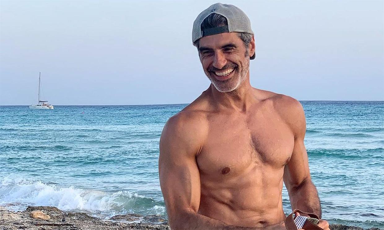 Jorge Fernández explica el motivo de su cambio físico