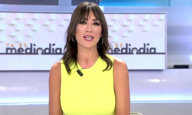 Patricia Pardo sustituye por 'protocolo médico' a los presentadores de 'Ya es mediodía'