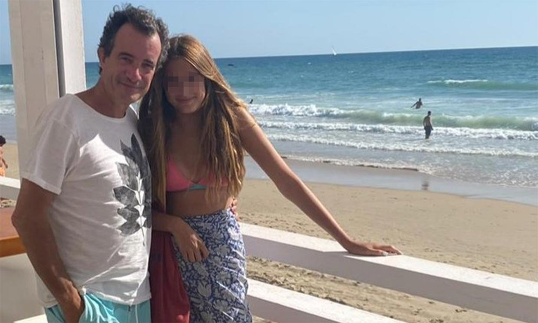 El periodista Javier Gállego, de 'Ya es mediodía', y su hija sufren un aparatoso accidente de coche