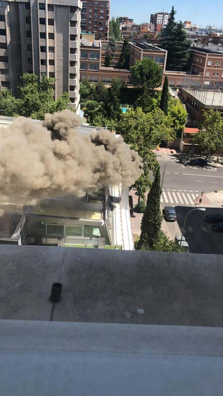 David Muñoz Y Cristina Pedroche Se Incendia Su Restaurante