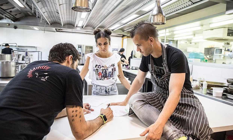 David Muñoz Relata El Susto Vivido Por El Incendio De Su Restaurante
