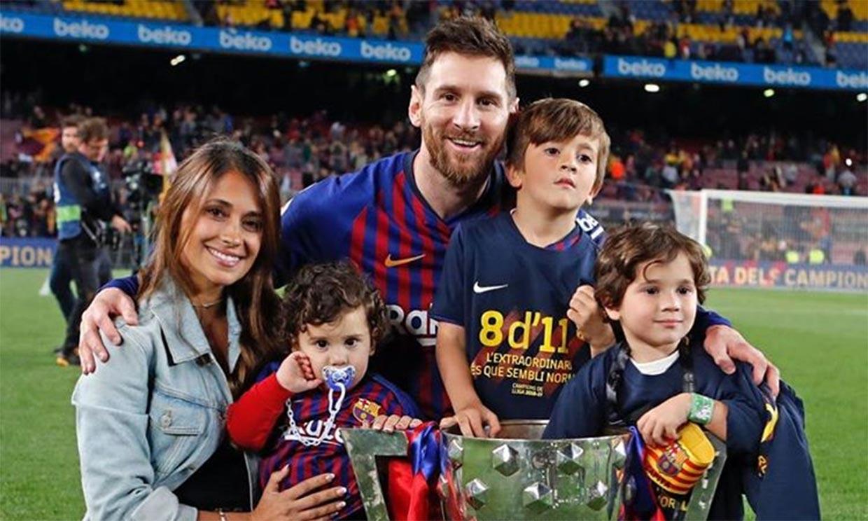 Leo Messi y la vida que deja atrás si se marcha de Barcelona