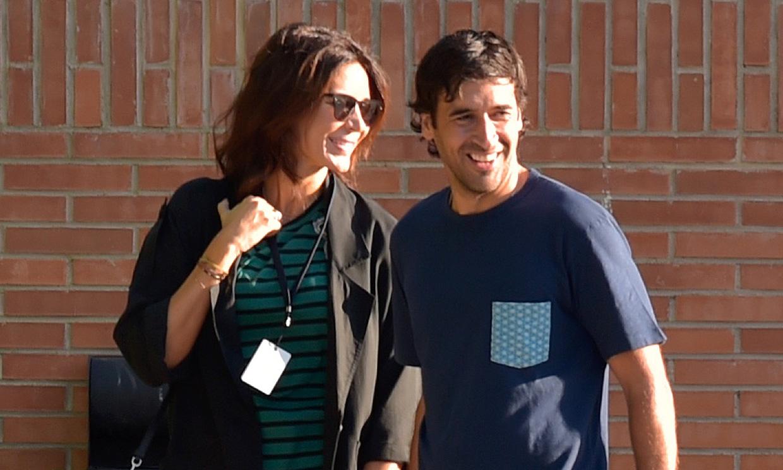 Mamen Sanz, orgullosa del nuevo triunfo de Raúl González en El Real Madrid