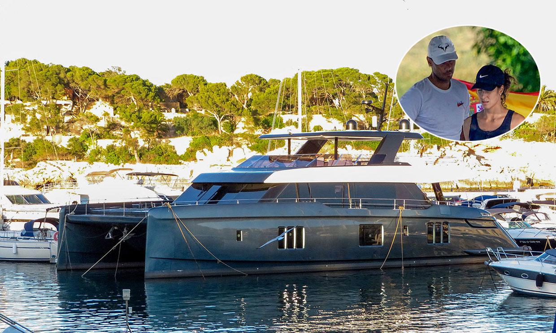 ¡Levad anclas! Así son las impresionantes embarcaciones de las 'celebrities'