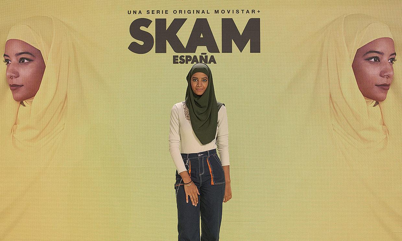 Conoce a Hajar Brown, la nueva protagonista de 'Skam' que a nadie dejará indiferente