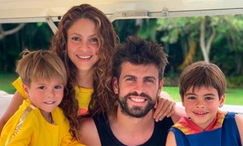 Cangrejos y playas paradisíacas: Shakira y Gerard Piqué, diversión con sus hijos en las Maldivas