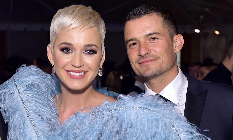 Katy Perry habla con gran sentido del humor de sus primeras horas como mamá